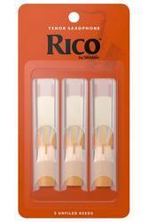 Rico Reeds, Tenor Saxophone (3 Pack)