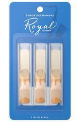Rico Royal Reeds, Tenor Saxophone (3 Pack)