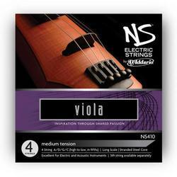 D'Addario NS Electric Viola String, G