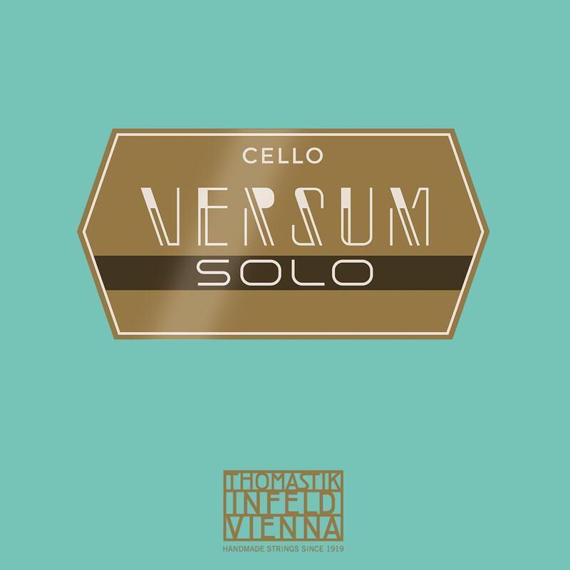Image of Thomastik Versum Solo G and C pack