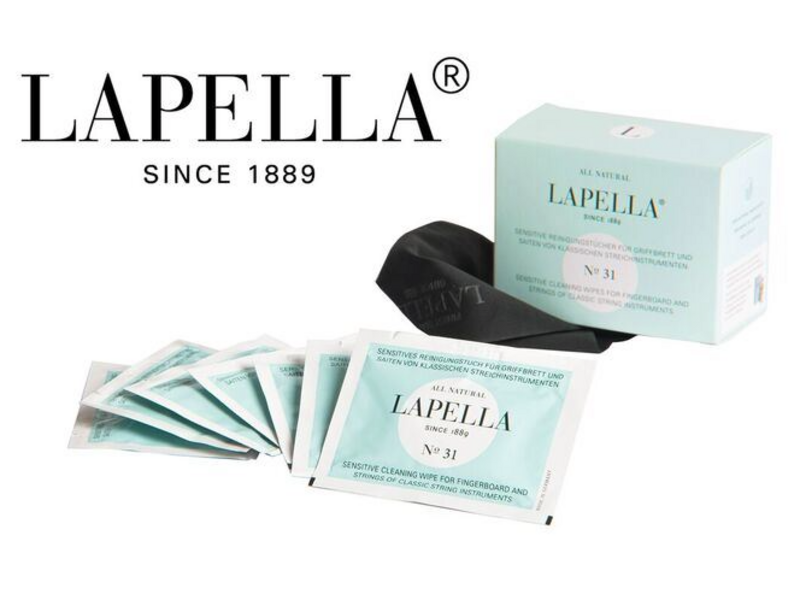 Image of Lapella String and Fingerboard Cleaning Kit