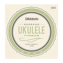 D'Addario Titanium Ukulele Strings
