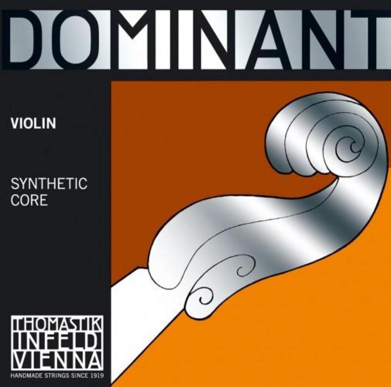 Image of Dominant Violin String, E, Aluminium