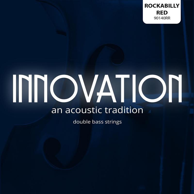 Image of Innovation Rockabilly Red, SET