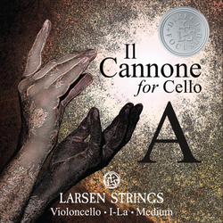 Larsen Il Cannone Cello String. A