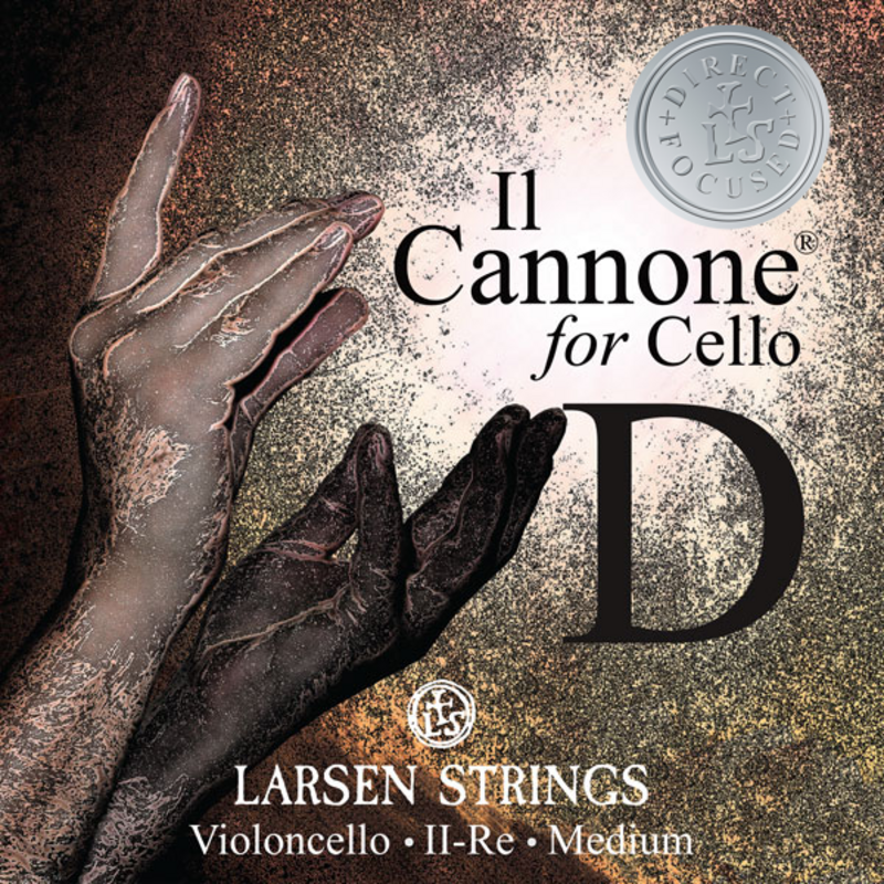 Image of Larsen Il Cannone Cello String. D