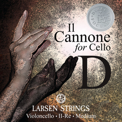Larsen Il Cannone Cello String. D