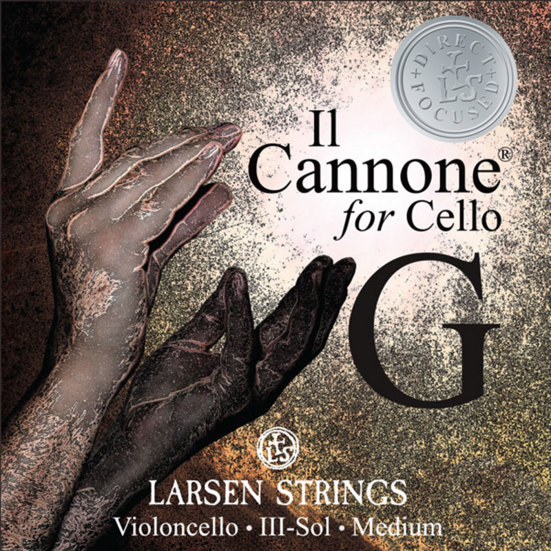Image of Larsen Il Cannone Cello String. G