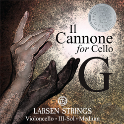 Larsen Il Cannone Cello String. G