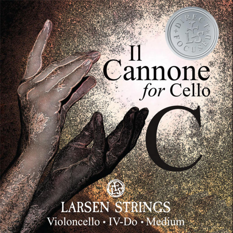 Image of Larsen Il Cannone Cello String. C