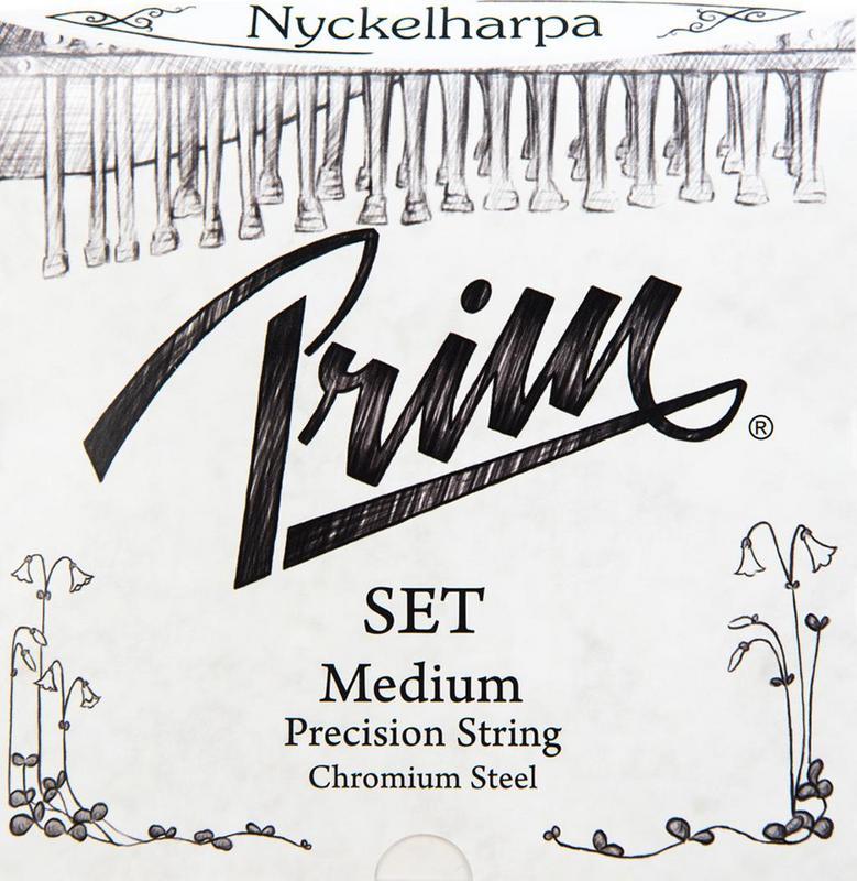 Image of Prim Nyckelharpa Strings, SET