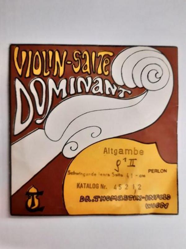 Image of Thomastik Dominant Alto Viol G2 - Clearance stock