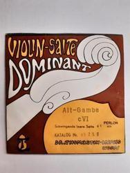 Thomastik Dominant Alto viol C6 - Clearance stock