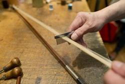 Violin, Viola and Cello Bow Rehair and Repair Service