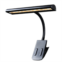 B Bright 10 LED Rechargeable Music Stand Light