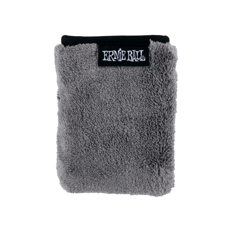 Image of Ernie Ball Ultra Plush Microfibre Polishing Cloth