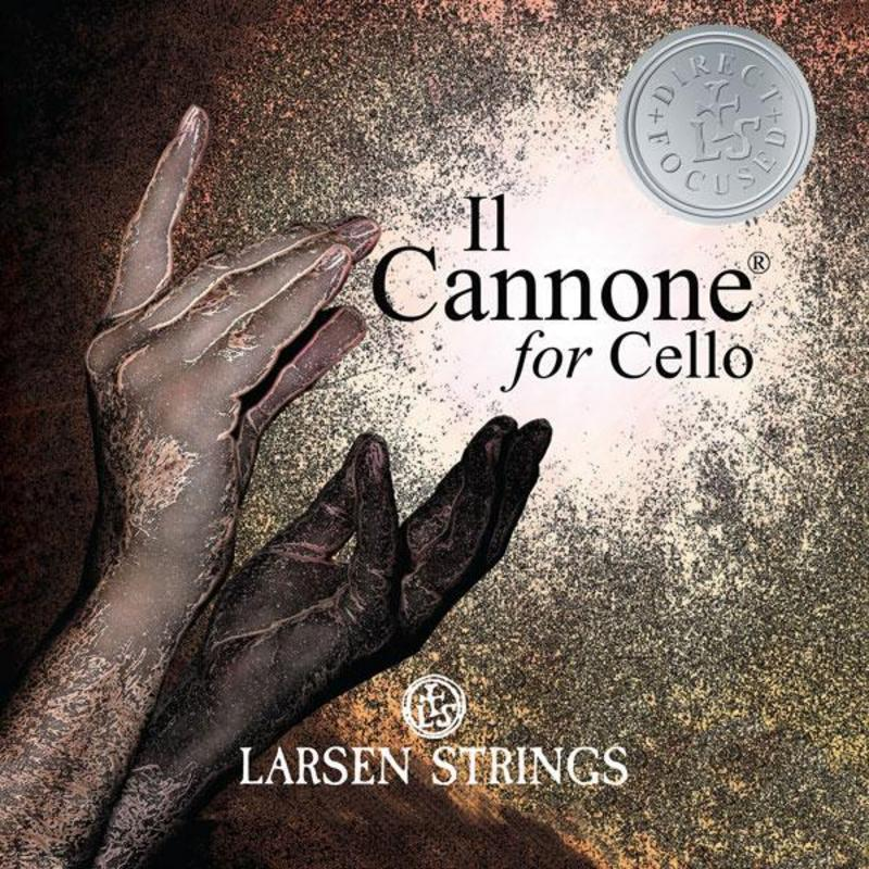 Image of Larsen Il Cannone Cello Strings. SET