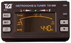 TGI Chromatic Tuner/Metronome