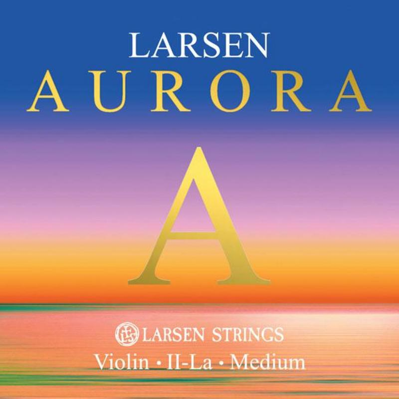 Image of Larsen Aurora Violin String, A