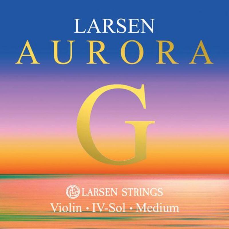 Image of Larsen Aurora Violin String, G