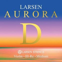 Larsen Aurora Violin String, D