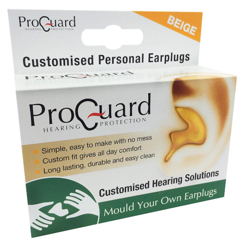 Image of ProGuard Customised Personal Earplugs