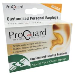 ProGuard Customised Personal Earplugs