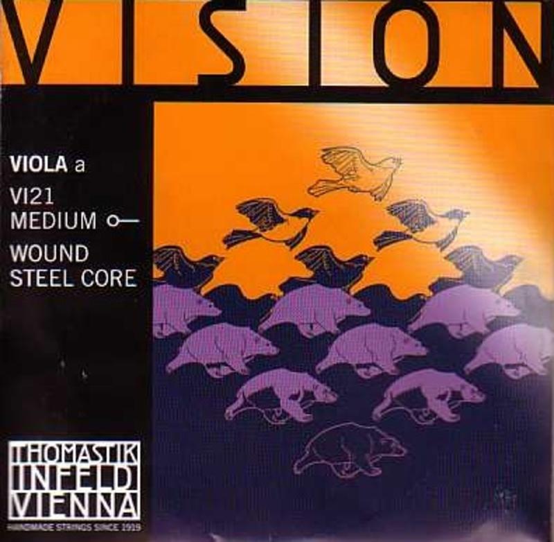Image of Thomastik Vision Viola String, D