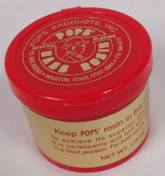 Pops Bass Rosin