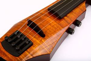 NS-WAV Electric Violin by Ned Steinberger Design