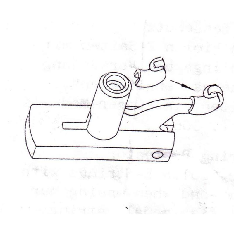 Image of String Protector for Wittner Loop end E String Adjuster.